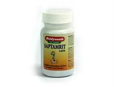 Saptamrit Lauh (Саптамрит Лаух) - аюрведический препарат для здоровья глаз