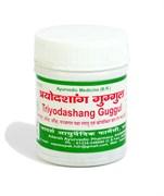 Trayodashang Guggul (Трайодашаг гуггул) - одно из лучших средств, балансирующих Вата дошу