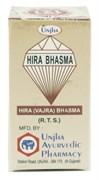 Hira bhasma (Хира бхасма, зола алмаза)