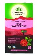 Tulsi sweet rose (Тулси + сладкая роза) - снятие стресса и расслабление