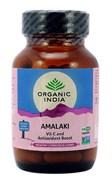 Амалаки (Amalaki) Organic India - расаяна, иммуномодулятор, 60 капсул