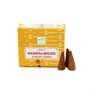"""Сандаловые благовония-конусы """"Sandalwood"""""""