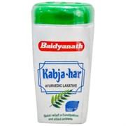 Kabja-har (Кабджа-хар) - натуральное слабительное, 100 гр