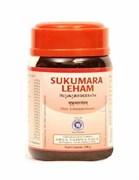 Sukumara Leham (Сукумара джем) - для здоровья женской репродуктивной системы
