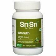 Amruth (Амрут, Гилой, Гудучи) - иммуномодулятор, адаптоген