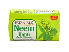 Neem Kanti soap - аюрведическое мыло с маслом дерева Ним