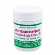 Gandmala Kandan Ras (Гандмала Кандан Рас) - для лечения заболеваний щитовидной железы