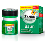 Zandu Balm - бальзам мазь от простуды и боли